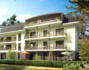 Achat / Vente appartement neuf Viry village (74580) - Réf. 185