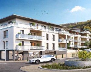 Achat / Vente appartement neuf Voglans entre lac et montagne (73420) - Réf. 4516