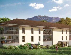 Achat / Vente appartement neuf Vougy au coeur des montagnes (74130) - Réf. 4177