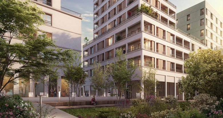 Achat / Vente appartement neuf Ambilly ecoquartier proche CEVA (74100) - Réf. 5340