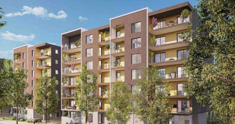 Achat / Vente appartement neuf Annecy à 10min du centre historique (74000) - Réf. 4854