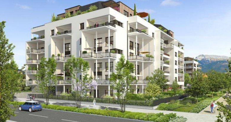 appartement neuf annecy aux portes du centre ville 74000 r f 732. Black Bedroom Furniture Sets. Home Design Ideas