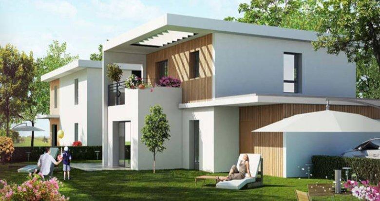 Achat / Vente appartement neuf Annecy bordé par le lac (74000) - Réf. 2843