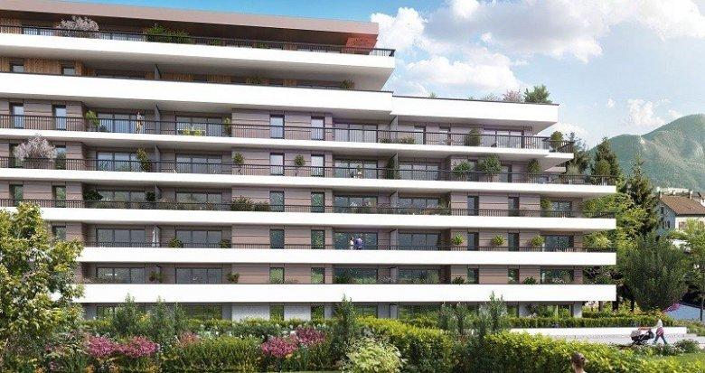 Achat / Vente appartement neuf Annecy proche centre-ville (74000) - Réf. 918