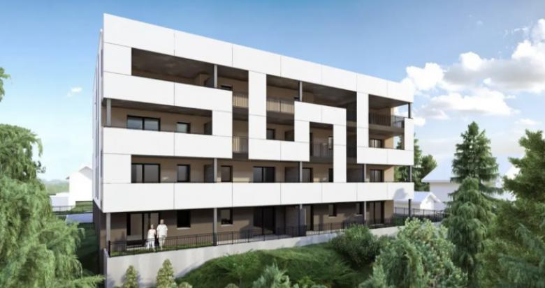 Achat / Vente appartement neuf Annemasse proche axes principaux (74100) - Réf. 5219
