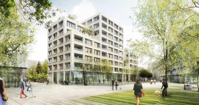 Achat / Vente appartement neuf Annemasse quartier Etoile Annemasse Genève (74100) - Réf. 2465