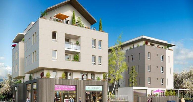 Achat / Vente appartement neuf Barberaz proche Mairie (73000) - Réf. 1895