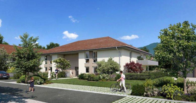 Achat / Vente appartement neuf Beaumont au cœur du quartier La Châble (74160) - Réf. 4828