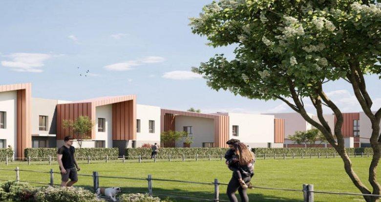 Achat / Vente appartement neuf Beynost proche commodités (01700) - Réf. 5037