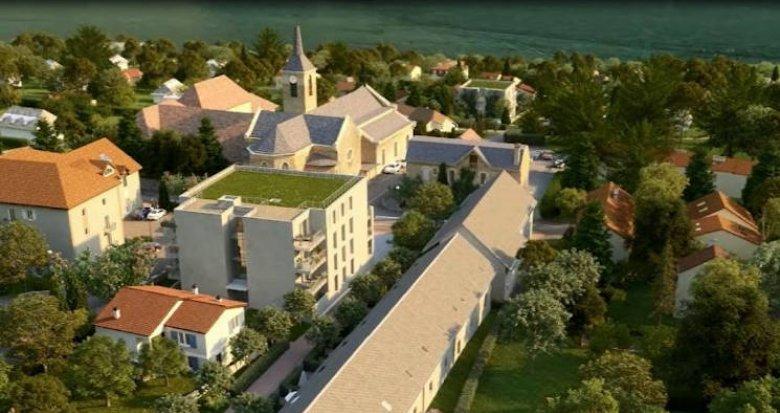 Achat / Vente appartement neuf Brison-Saint-Innocent au bord Lac du Bourget (73100) - Réf. 4399