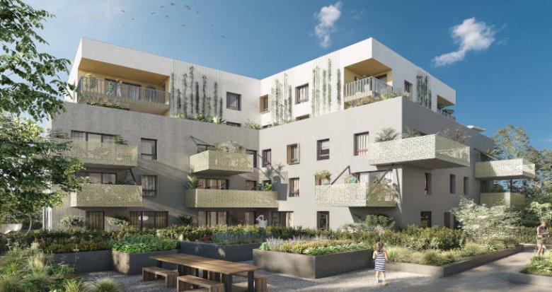Achat / Vente appartement neuf Chambéry en coeur de ville (73000) - Réf. 4074
