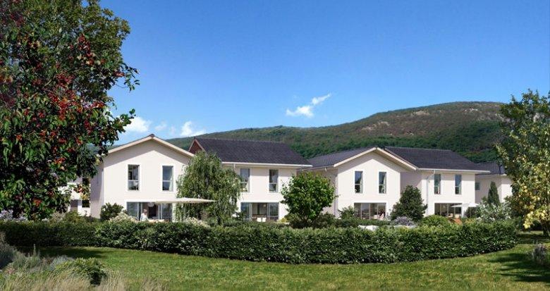 Achat / Vente appartement neuf Chevrier au pied du Salève (74520) - Réf. 1378