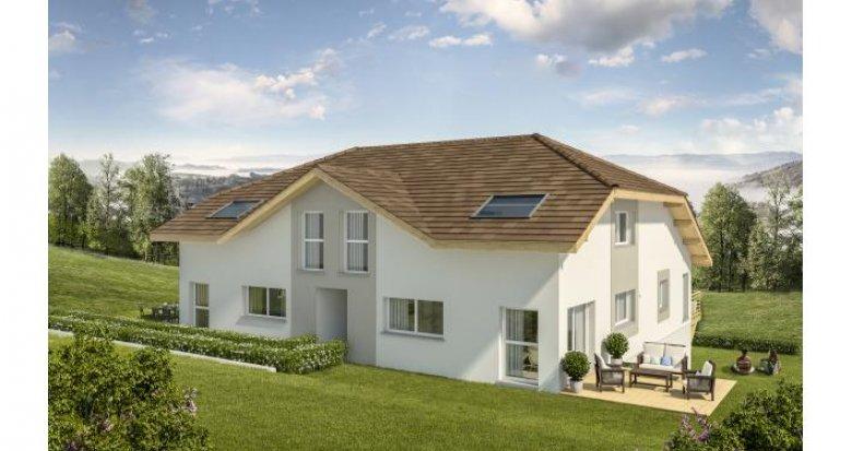 Achat / Vente appartement neuf Chilly Centre du village de Sillingy (74270) - Réf. 1082