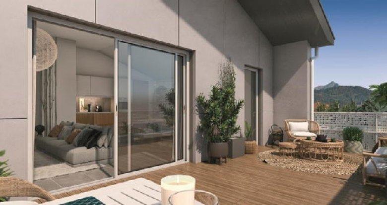 Achat / Vente appartement neuf Cluses hyper centre (74300) - Réf. 5632