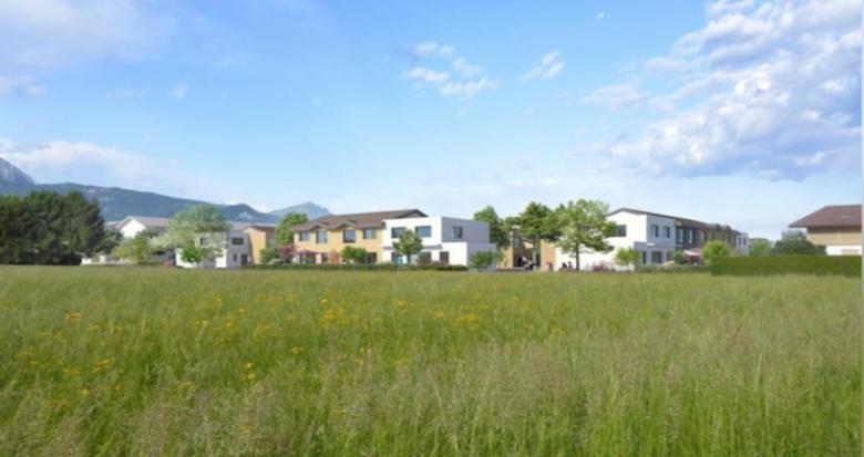 Achat / Vente appartement neuf Cluses proche écoles et commerces (74300) - Réf. 5736