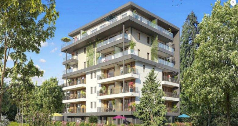 Achat / Vente appartement neuf Collonges-sous-Salève proche écoles et commerces (74160) - Réf. 4722