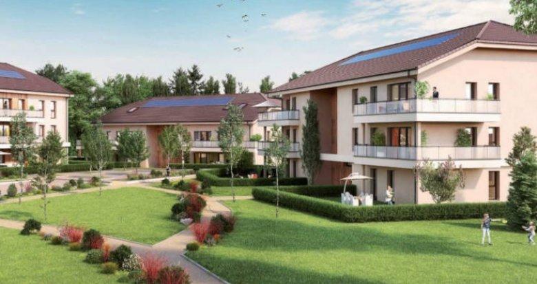 Achat / Vente appartement neuf Crozet proche commerces (01170) - Réf. 3101