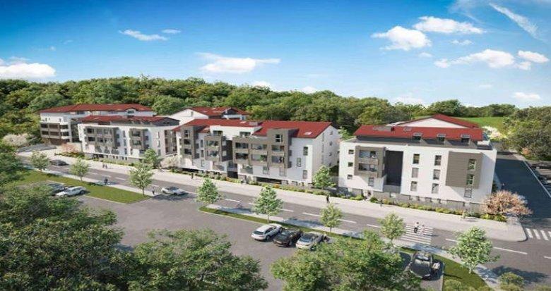 Achat / Vente appartement neuf Cruseilles à deux pas des commodités (74350) - Réf. 4721
