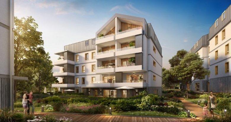 Achat / Vente appartement neuf Cruseilles proche hyper centre (74350) - Réf. 5042