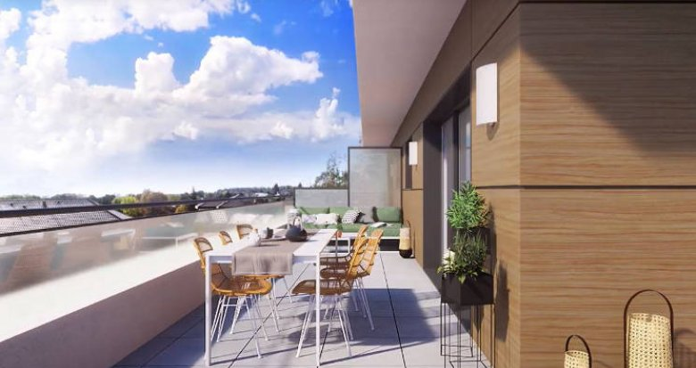 Achat / Vente appartement neuf Divonne-les-Bains proche centre (01220) - Réf. 5078