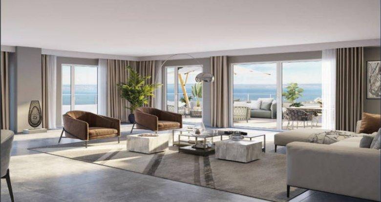Achat / Vente appartement neuf Evian-Les-Bains sur les hauteurs (74500) - Réf. 4605