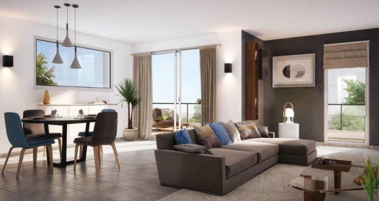 Achat / Vente appartement neuf Excenevex cœur centre-ville (74140) - Réf. 3661