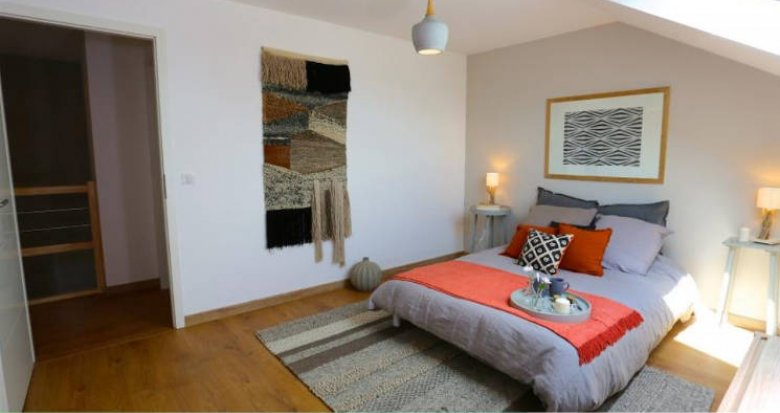 Achat / Vente appartement neuf Faverges secteur calme 2 km du centre (74210) - Réf. 4705