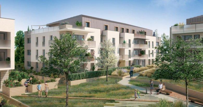 Achat / Vente appartement neuf Ferney-Voltaire au coeur d'un centre-ville commerçant (01210) - Réf. 4306