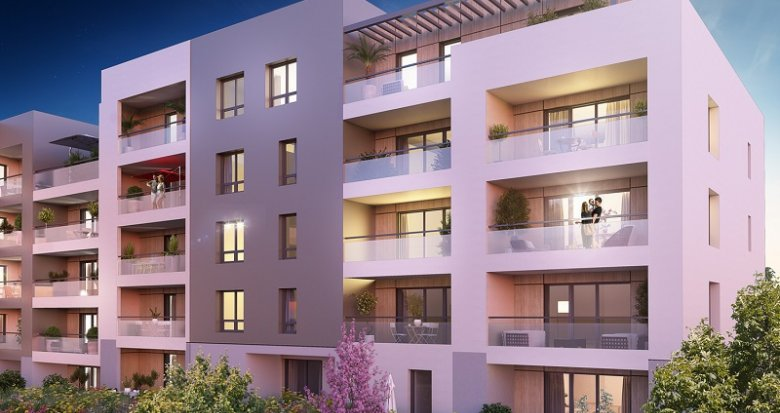 Achat / Vente appartement neuf Ferney-Voltaire proche Annecy (01210) - Réf. 922