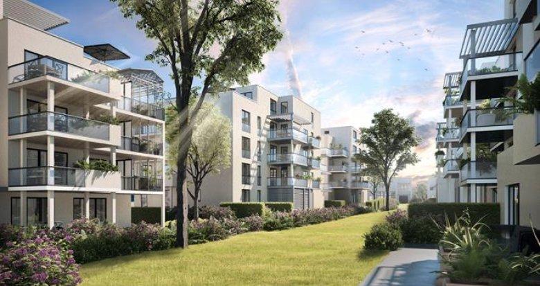 Achat / Vente appartement neuf Ferney Voltaire proche du centre-ville (01210) - Réf. 4523