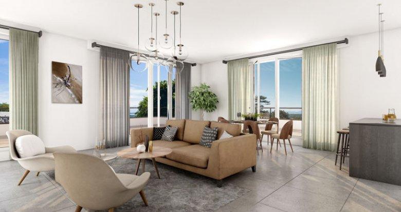 Achat / Vente appartement neuf Gex à proximité du Château (01170) - Réf. 5837