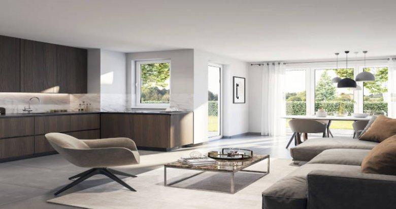 Achat / Vente appartement neuf Jassans-Riottier à 10 minutes de la gare (01480) - Réf. 4348