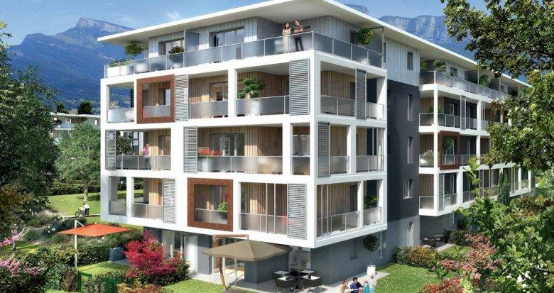 Achat / Vente appartement neuf La Ravoire proche Eglise Saint-Etienne (73490) - Réf. 1069