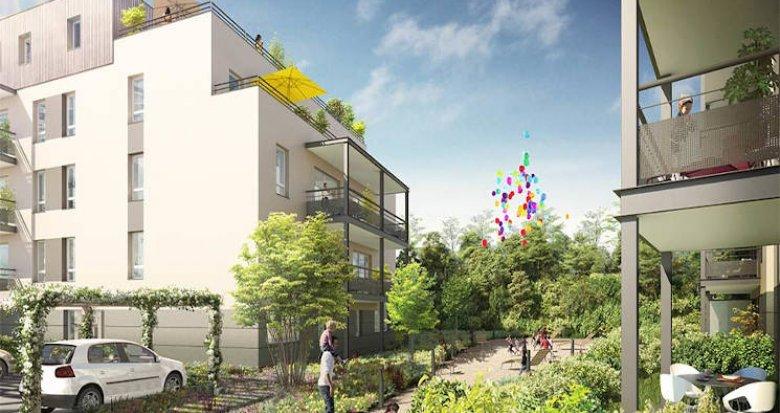 Achat / Vente appartement neuf La-Roche-sur-Foron à 500 mètres des écoles (74800) - Réf. 4068