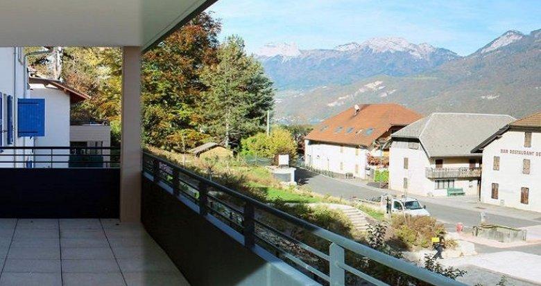 Achat / Vente appartement neuf Lathuile vue imprenable sur les montagnes (74210) - Réf. 1492