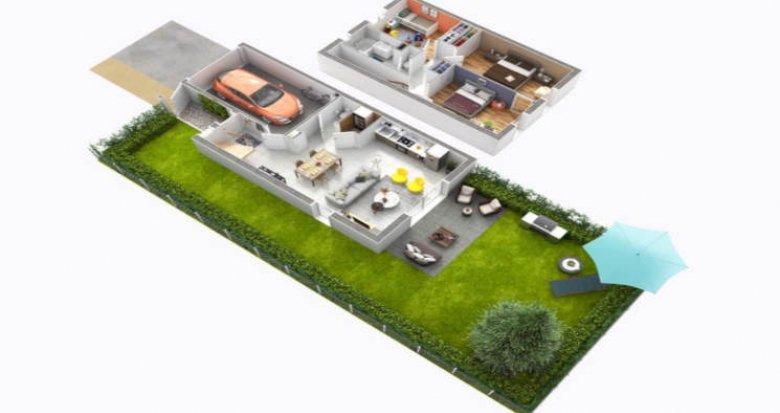 Achat / Vente appartement neuf Loisin coeur site naturel (74140) - Réf. 2919