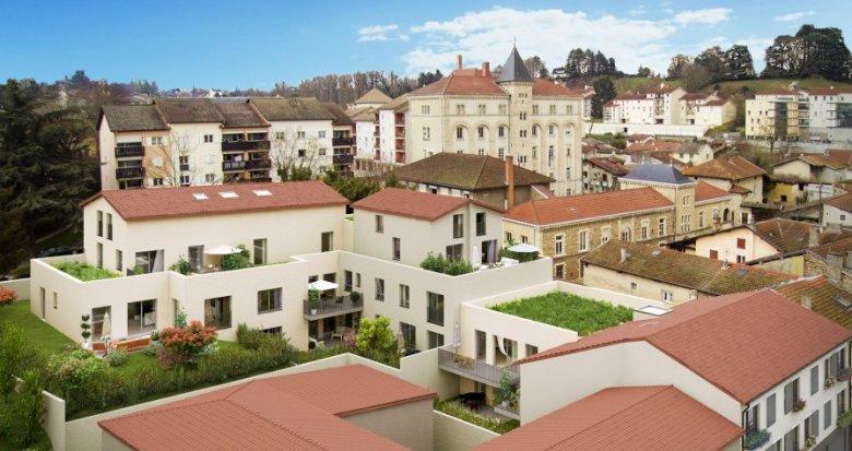 Achat / Vente appartement neuf Meximieux Rue de Genève (01800) - Réf. 2501