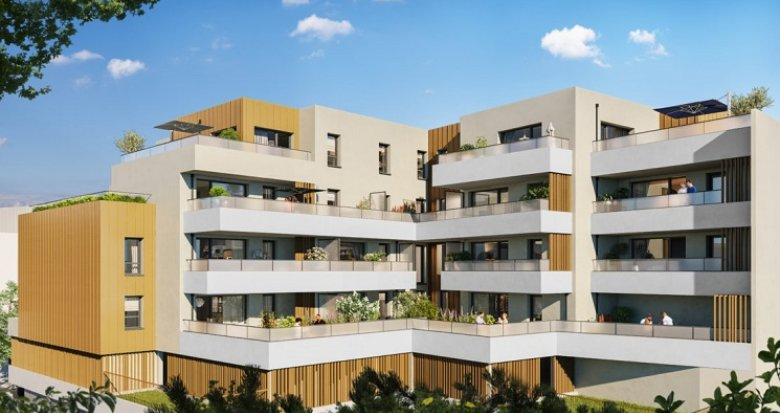 Achat / Vente appartement neuf Meythet centre-ville (74960) - Réf. 5633