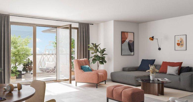 Achat / Vente appartement neuf Montluel à deux pas de la gare (01120) - Réf. 6149