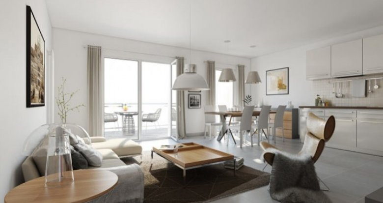 Achat / Vente appartement neuf Neydens proche complexe Vitam (74160) - Réf. 1459
