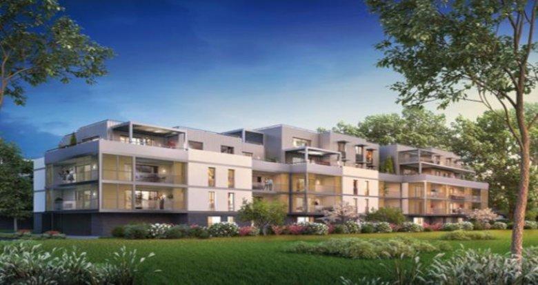 Achat / Vente appartement neuf Ornex au cœur du Pays de Gex (01210) - Réf. 2838