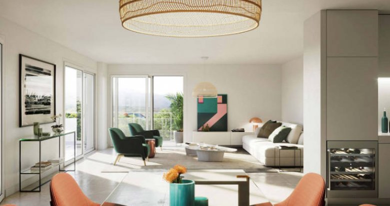 Achat / Vente appartement neuf Poisy environnement paisible et naturel (74330) - Réf. 5233