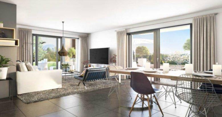 Achat / Vente appartement neuf Pringy hameau de Promery (74370) - Réf. 2971