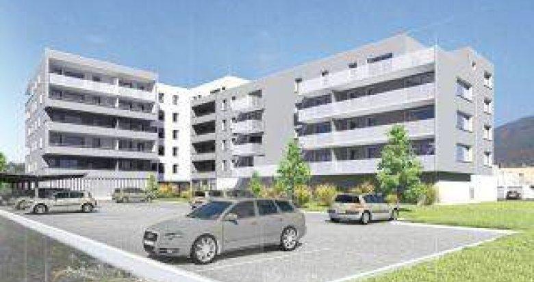 Achat / Vente appartement neuf Ravoire proche Chambéry (73490) - Réf. 1682