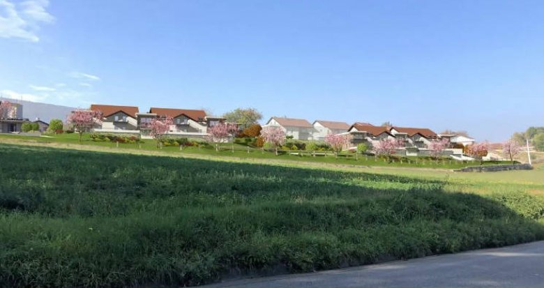 Achat / Vente appartement neuf Reignier-Esery au pied du Club de Golf (74930) - Réf. 4658