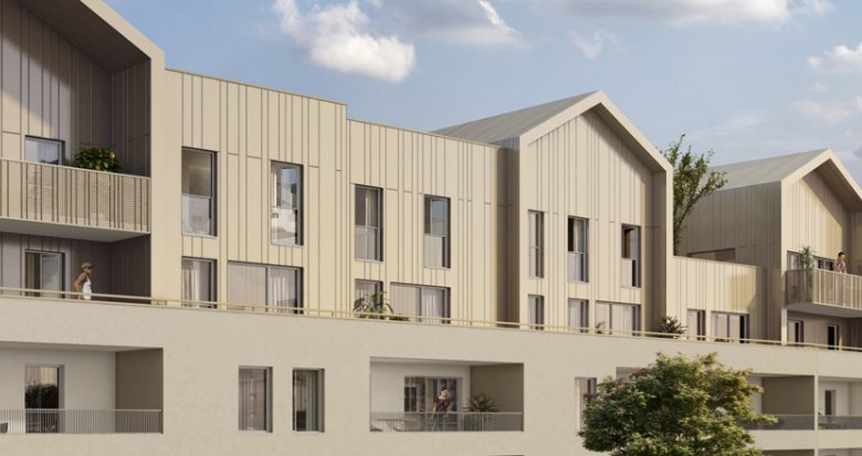 Achat / Vente appartement neuf Rumilly proche école maternelle (74150) - Réf. 2132