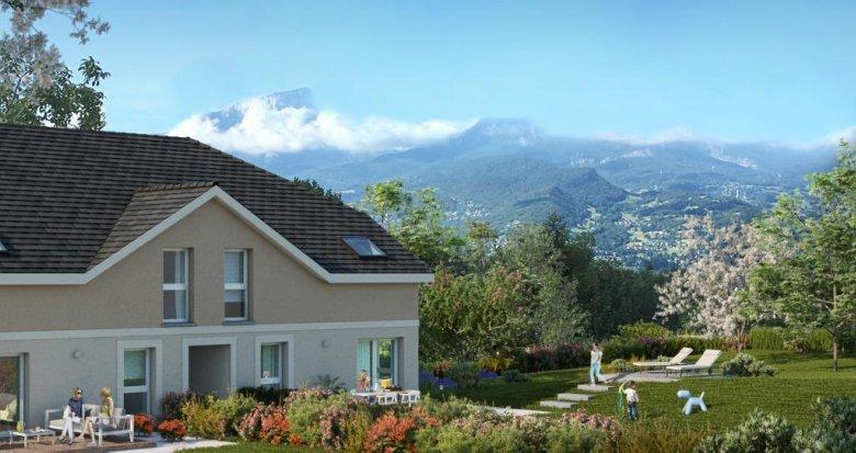 Achat / Vente appartement neuf Saint-Alban-Leysse proche d'Aix-Les-Bains (73230) - Réf. 2144