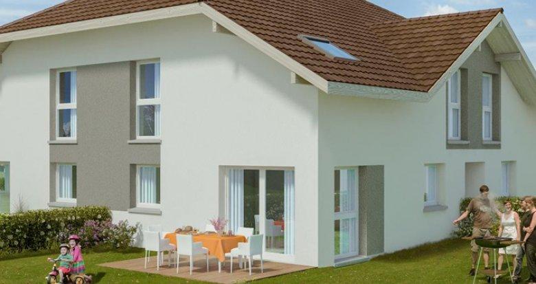 Achat / Vente appartement neuf Saint-Blaise à flanc de Salève (74350) - Réf. 130