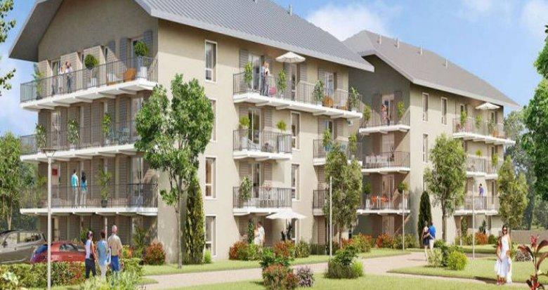 Achat / Vente appartement neuf Saint-Gervais-les-Bains au cœur du Fayet (74170) - Réf. 4491