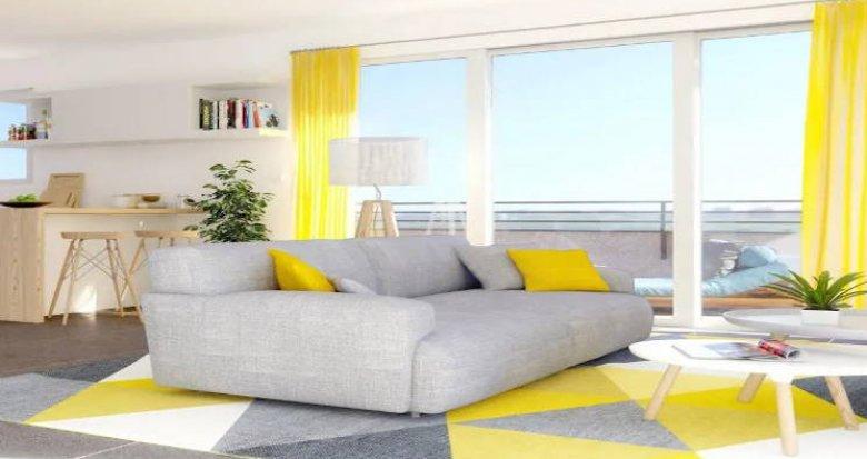 Achat / Vente appartement neuf Saint-Julien-en-Genevois à 500 mètres du bus (74160) - Réf. 4492